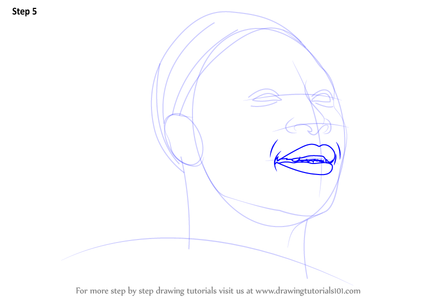 Learn how to draw avatar
