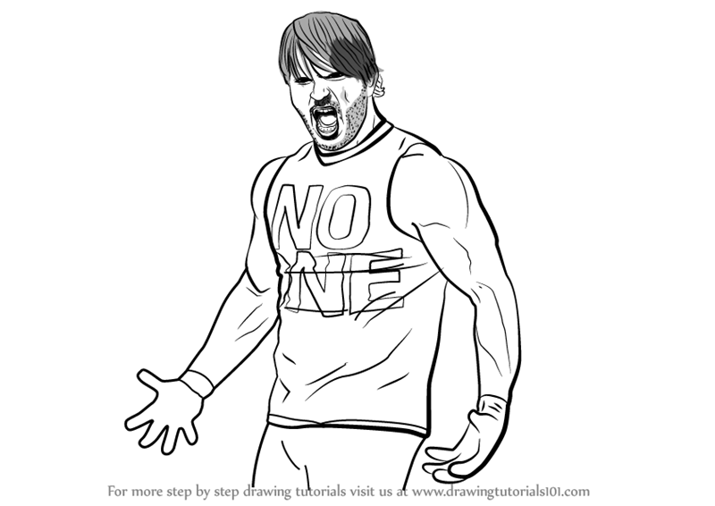 Step By Step How To Draw Aj Styles Drawingtutorials101 Com