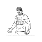 How to Draw AJ Styles