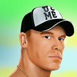 How to Draw John Cena