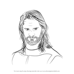 How to Draw Seth Rollins