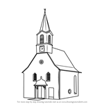How to Draw a Church Building