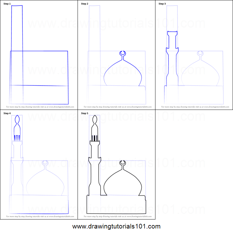 how to draw a simple dove step by step