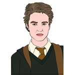 How to Draw Cedric Diggory from Harry Potter