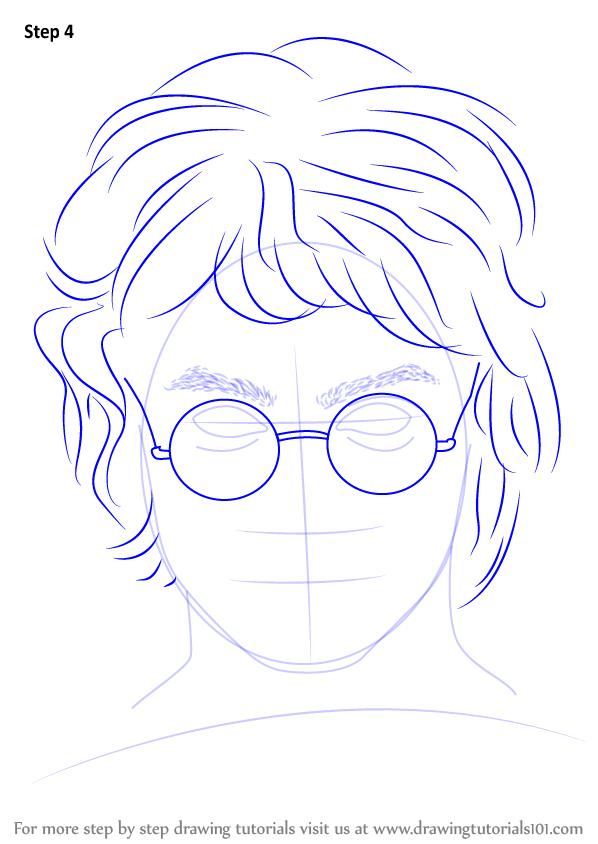 Learn How To Draw Harry Potter Harry Potter Step By Step Drawing