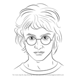 How to Draw Harry Potter