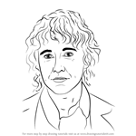 How to Draw Pippin from Lord of the Rings