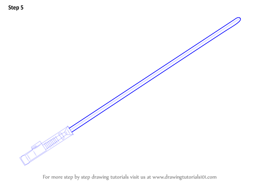 Lightsaber Drawing Related Keywords & Suggestions - Lightsaber Drawing ...