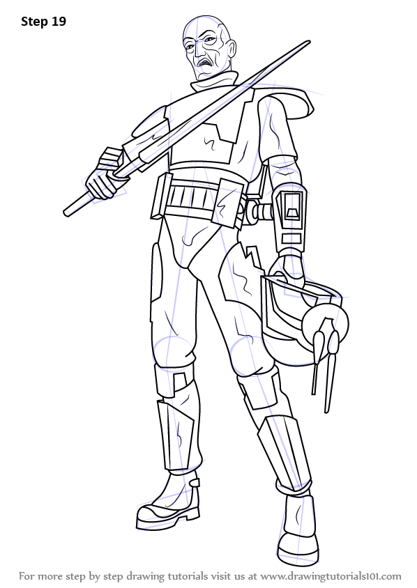 learn how to draw pre vizsla from star wars  star wars