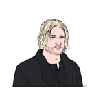 How to Draw Haymitch from The Hunger Games