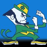 How to Draw Notre Dame Fighting Irish Mascot