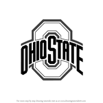 How to Draw Ohio State Buckeyes Logo