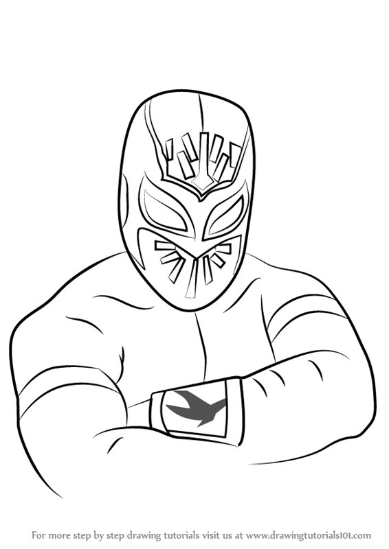 sin cara coloring pages online - photo #46