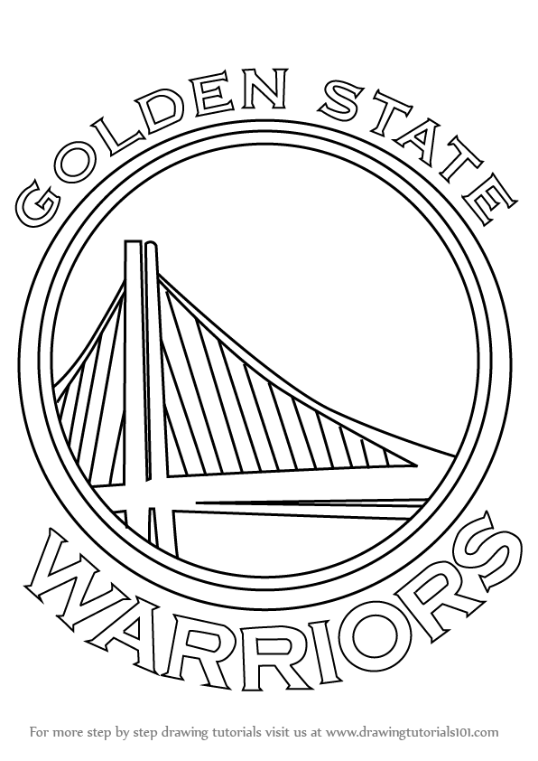 Learn How to Draw Golden State