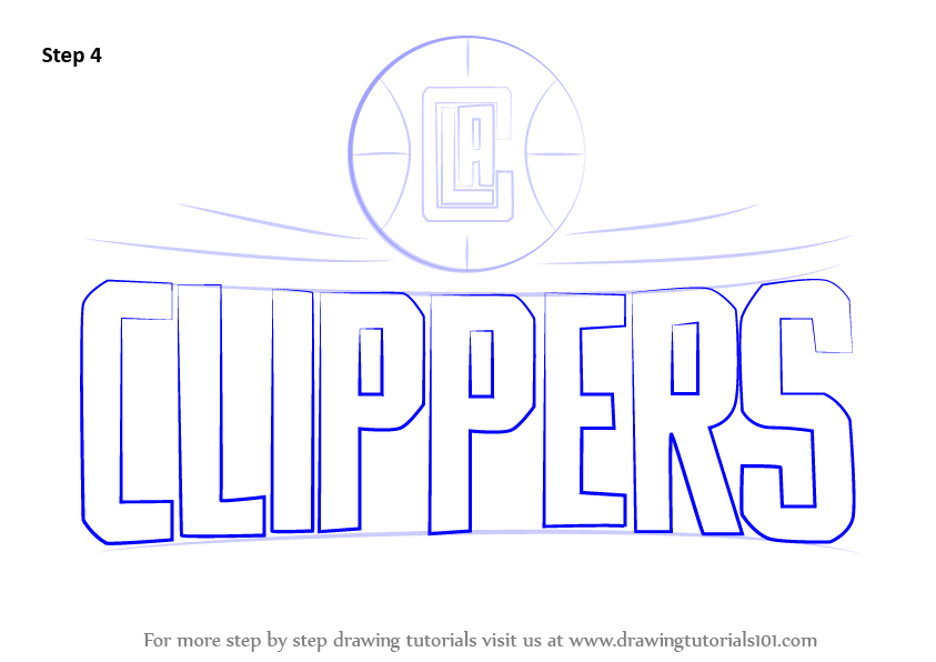 nba clippers coloring pages - photo#18