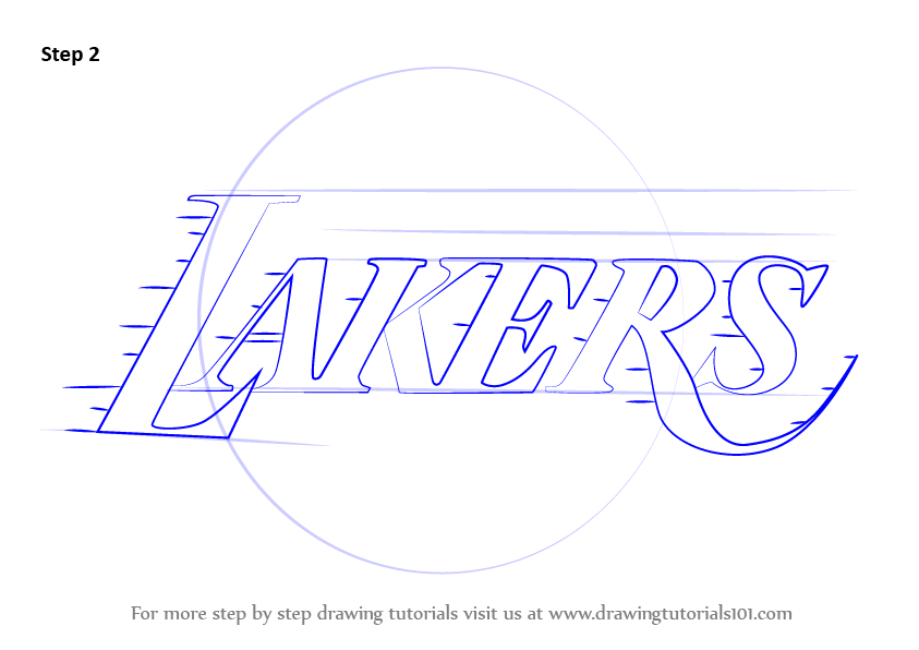 lakers logo coloring pages - photo#17