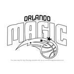How to Draw Orlando Magic Logo