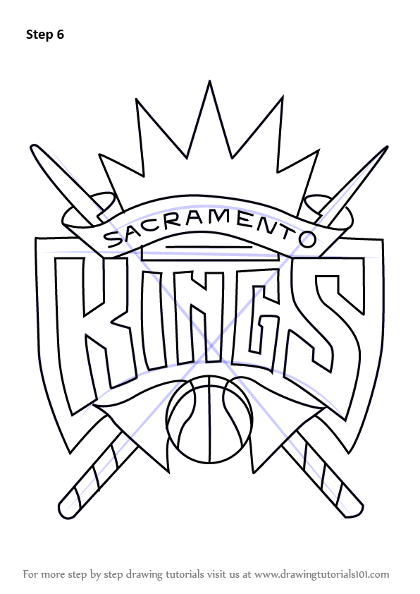 Nba drawings logo images galleries for Draw my logo