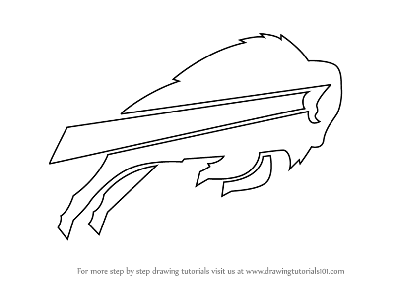 bills helmet coloring pages - photo#32