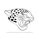 How to Draw Jacksonville Jaguars Logo