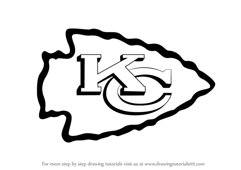 kc chiefs coloring pages - photo#26