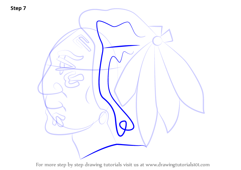 Learn How to Draw Chicago Blackhawks