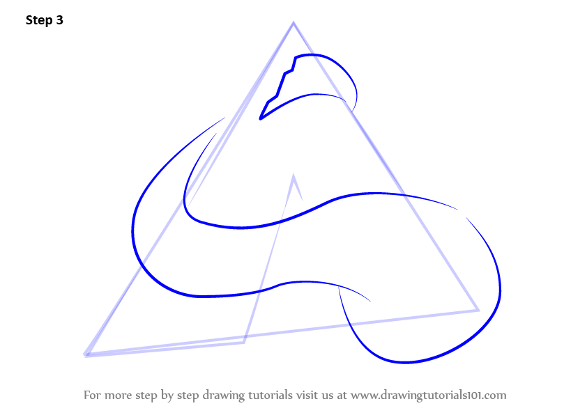Learn how to draw colorado avalanche logo nhl step by for Draw my logo