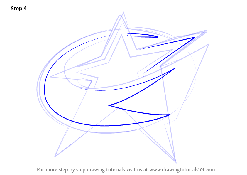 columbus blue jackets coloring pages - photo#13