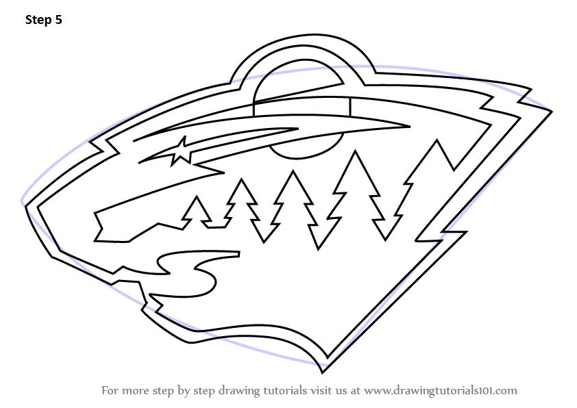 Learn How to Draw Minnesota Wild