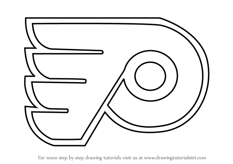 Philadelphia Flyers Coloring Pages