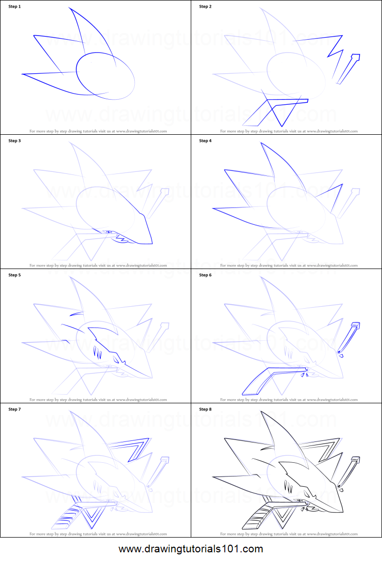san jose sharks coloring pages - how to draw san jose sharks logo printable step by step