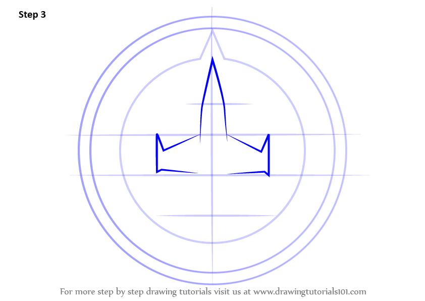 Learn How To Draw Winnipeg Jets Logo Nhl Step By Step