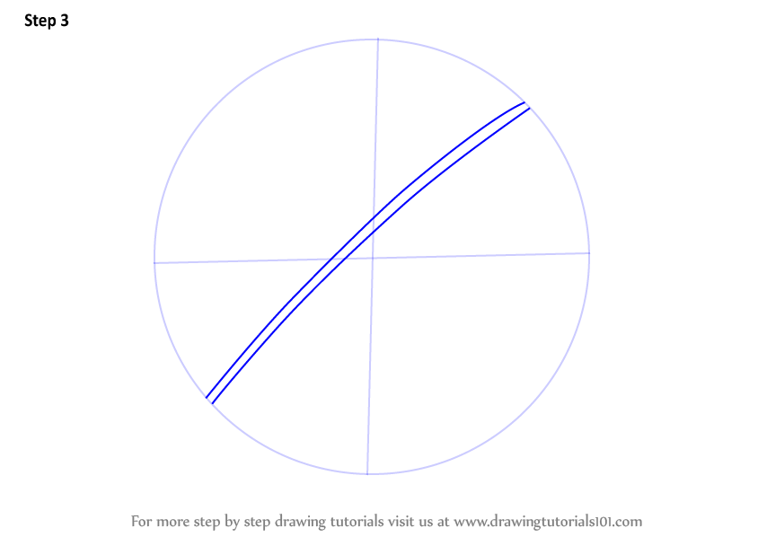 how to draw a basketball hoop sideways
