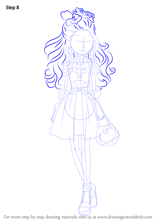 Learn How To Draw Darling Charming From Ever After High