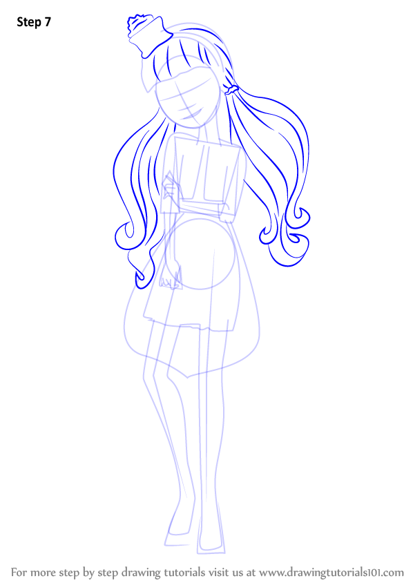 Learn How To Draw Ginger Breadhouse From Ever After High