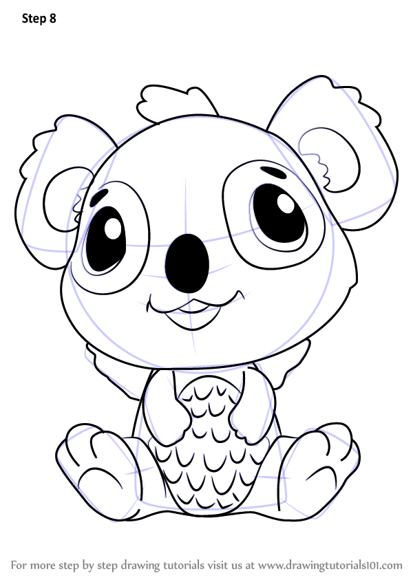 Learn How to Draw Koalabee from