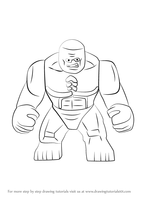 Learn How to Draw Lego Abomination (Lego) Step by Step ...