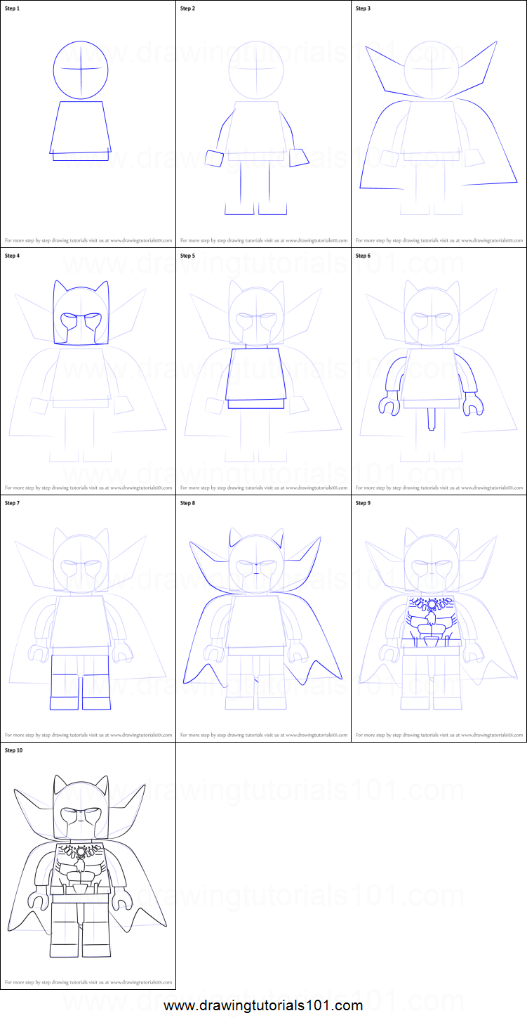 how to draw lego black panther printable step by step drawing sheet drawingtutorials101com