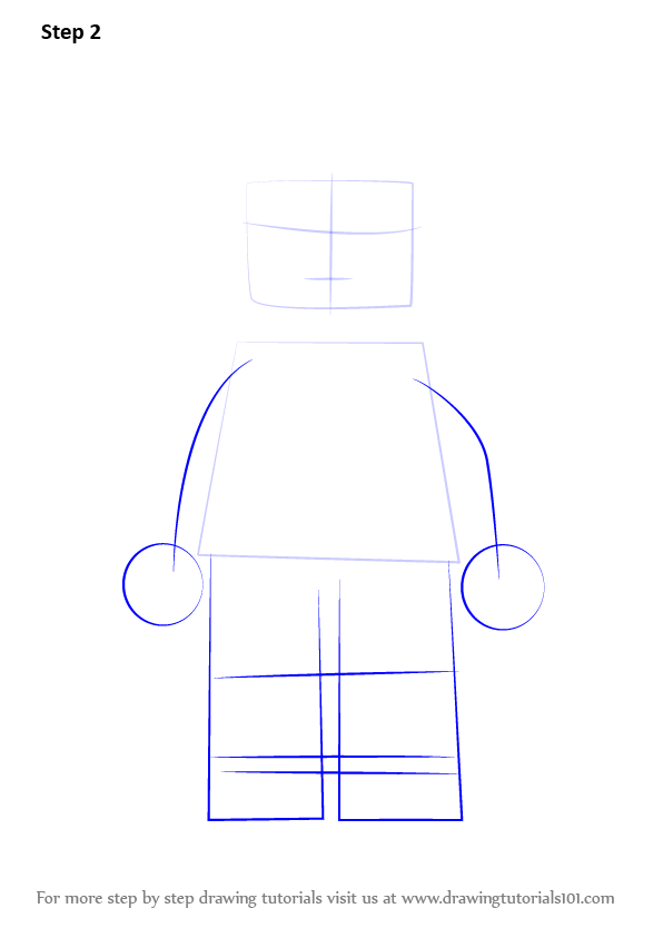 how to draw lego marvel superheroes step by step