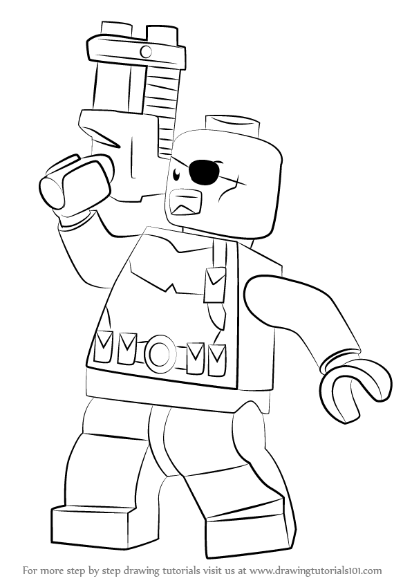 Free Nick Fury From Avengers Coloring Pages: Lego Nick Fury Coloring Pages Coloring Pages