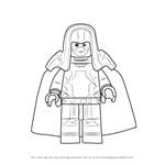 How to Draw Lego Ronan the Accuser