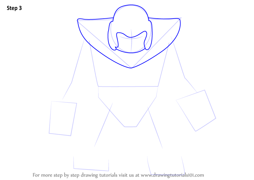 Learn How to Draw Lego Thanos (Lego) Step by Step ...