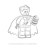 How to Draw Lego The Collector