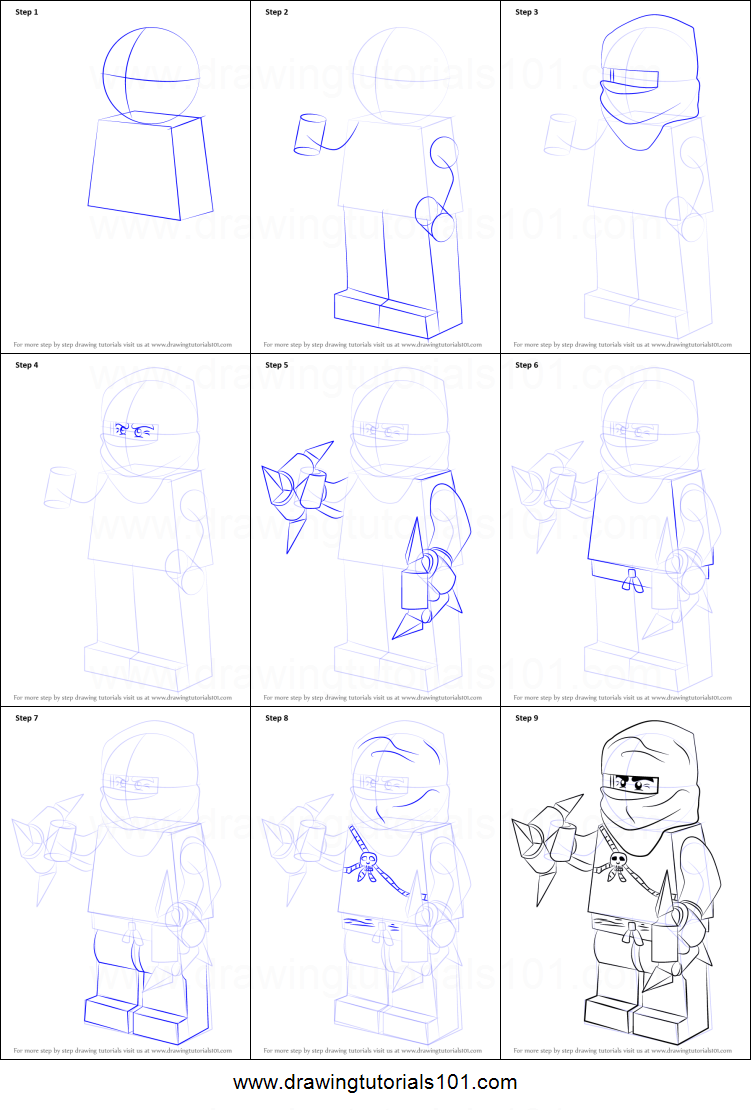 Uncategorized How To Draw A Ninja Step By Step how to draw phantom ninja from ninjago printable step by drawing sheet drawingtutorials101 com