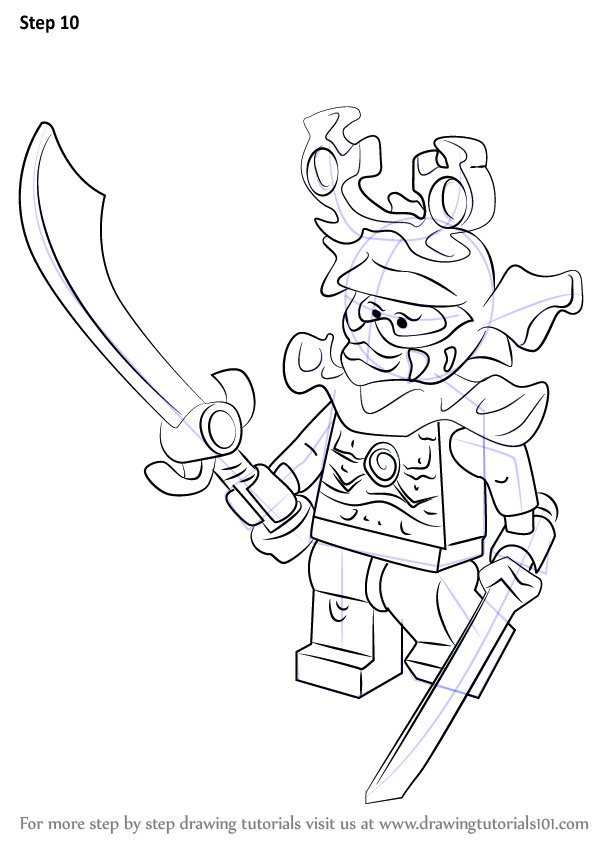 Learn How to Draw Stone Warrior