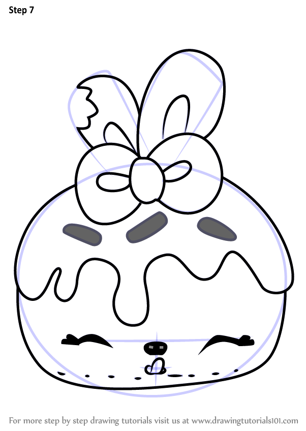 Learn How to Draw Bonnie Blueberry
