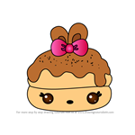 How to Draw Choco le Choux from Num Noms