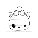 How to Draw Nea Pop from Num Noms