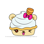 How to Draw Nilla Whip from Num Noms