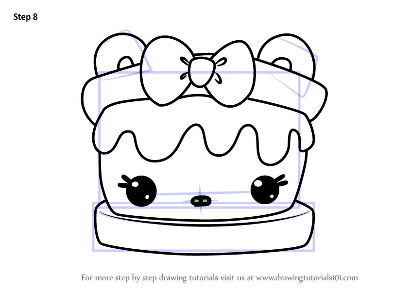 Learn How to Draw Sara S 39 mores from Num Noms Num Noms